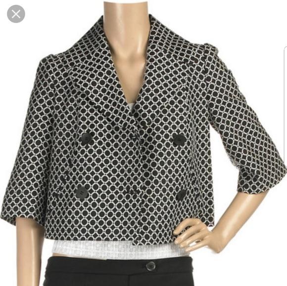 a28ef2c63d5 Diane von Furstenberg Laurus Jacquard Jacket 8